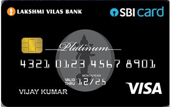 Lakshmi Vilas Bank Credit Cards