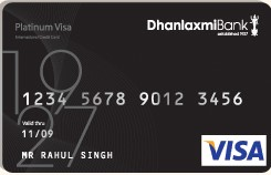 Dhanlakshmi Platinum Credit Card