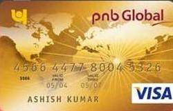 PNB Global Gold Card
