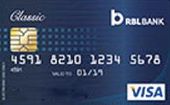 RBL Bank Classic Reward Card