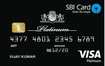 SBI Platinum Card