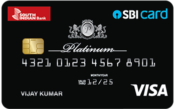South Indian Bank Credit Cards