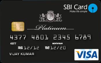SBI Advantage Platinum Credit Card