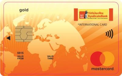 Syndicate Gold Credit Card