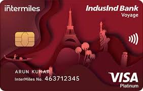 Jetairways indusind bank voyage visa credit card