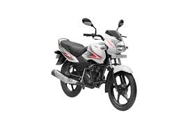 TVS Sport Loan White and Red Model
