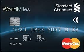 IndusInd Bank Wordmiles Credit Card