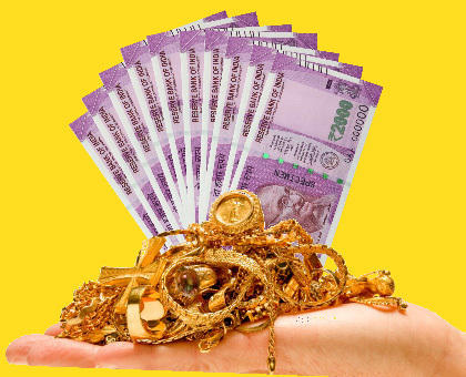 Due to the financial crisis and the reduced loan-to-value rule, the gold loan business may slow