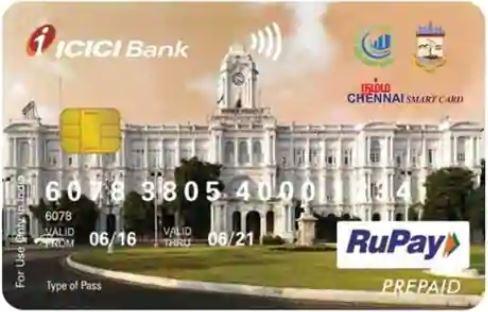ICICI Smart Card