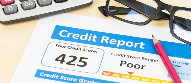credit information report