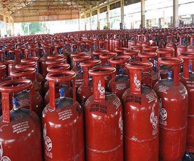 LPG Gas Price in India