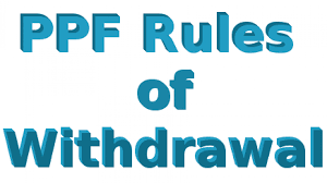 PPF withdrawal