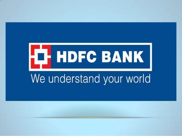 HDFC Bank Recurring Deposit