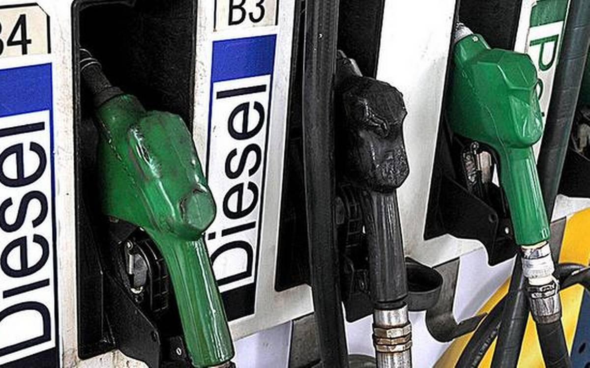 Oil marketing companies paused the unreasonable surge in petrol and diesel prices on Sunday.
