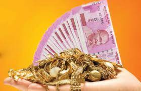 Gold Loan repayment in gold