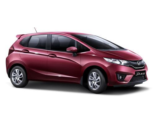 Honda Jazz Car Loan