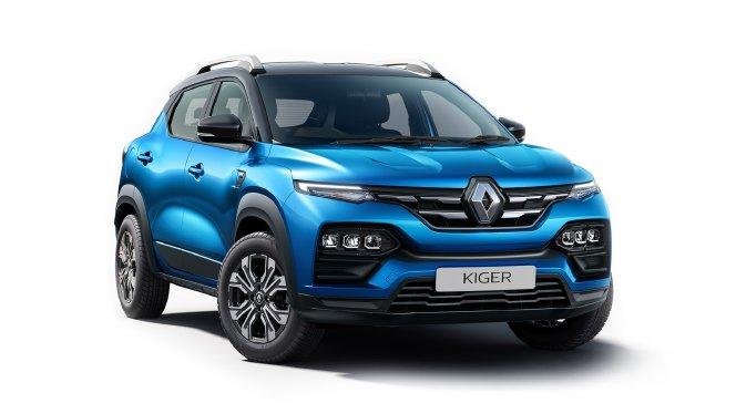 Renault Kiger Car loan
