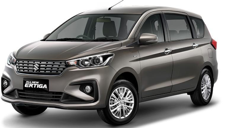 Maruti Suzuki Ertiga Car Loan