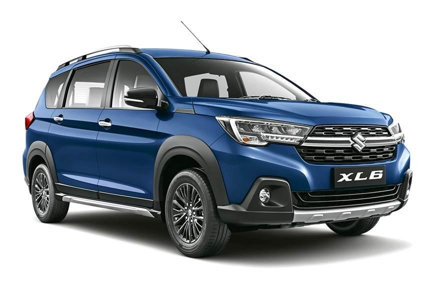 Maruti Suzuki XL6 Car Loan